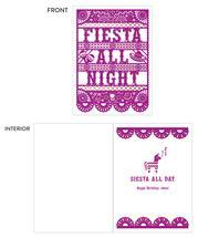 Fiesta All Night by Carolyn Sexton