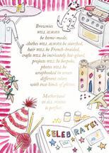 Brownies Will Always Be... by Laura Ann Trimble Elbogen