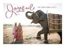 Joyful Elephant by Tresa Meyer-Clark