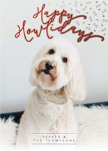 Happy Howlidays by Mabe Design Co.