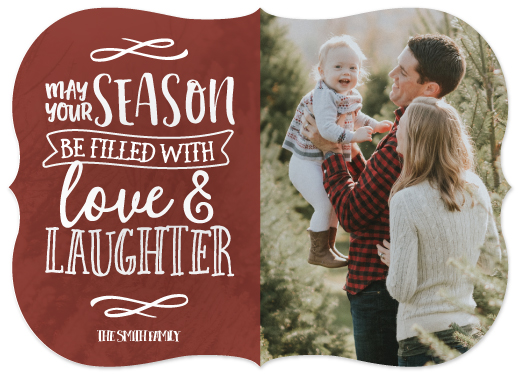 holiday photo cards - Season by Ashley Konzen