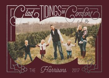 Glad Tidings of Comfort and Joy