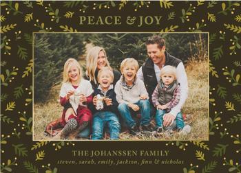Peace, Joy & Boughs