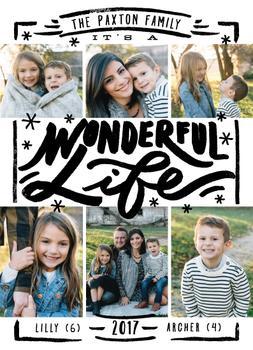 Wonderful Life Snapshots