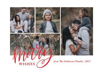 Merry Wishes Multi