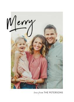 Framed & Merry