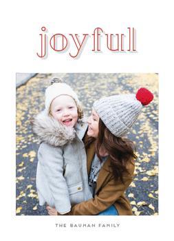 Joyful Cast