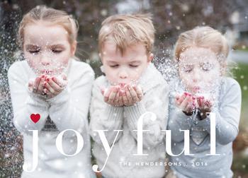 joy from heart