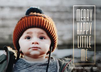 Merry Happy Little Me