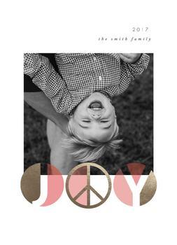 Minimal Peace & Joy