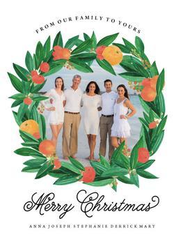 Citrus Wreath Christmas
