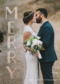 Merry Deco Greeting