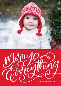 Merry Everything Script