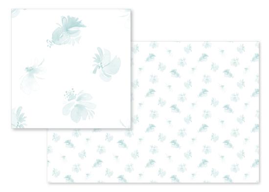 fabric - Fleuri by Gwen Bedat