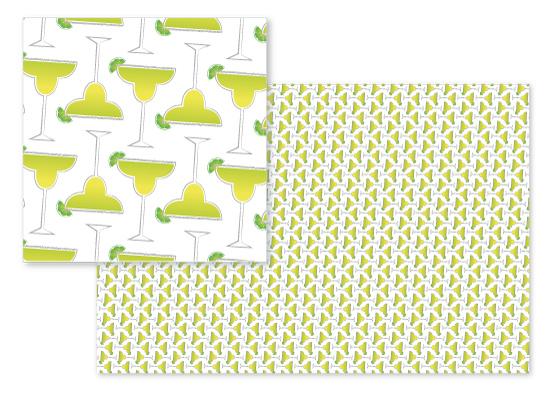 fabric - Margarita Time by Katy Fishman