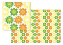 Citrus Splash by Katy Fishman