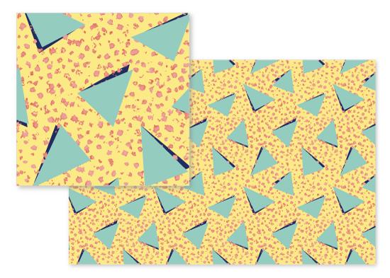 fabric - Pop by Leanne Friedberg