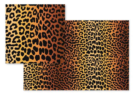 fabric - Cheetah by Emma Marson