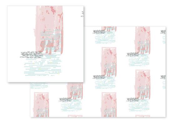fabric - Modge Podge by Amelia Lepak