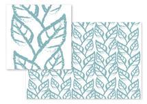 Leaves in Line by Hanim Esham