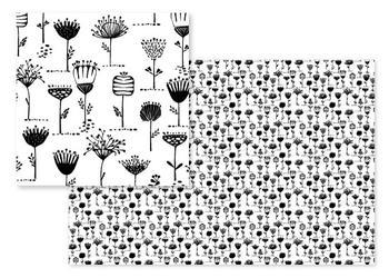 Scandinavian flowers 1 Collection