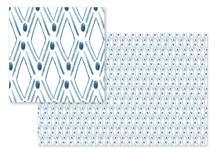 Blue Rhombus by Albina Bratcheva