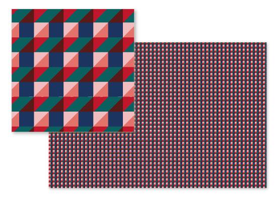 fabric - Indigo Pastel Plaid by raven erebus