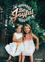 Be Joyful by Becky Harold