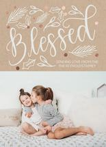 Blessed Foil by Jordyn Alison Designs