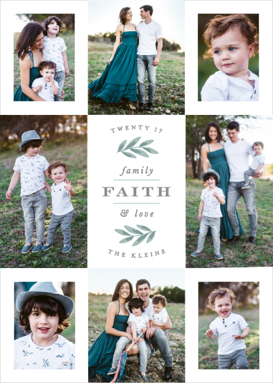 holiday photo cards - Eight Great Snaps by Hooray Creative