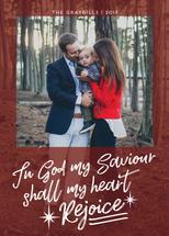 My Heart Rejoice by Jenna Pellman Design