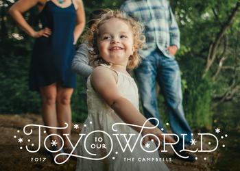 Our joyful world