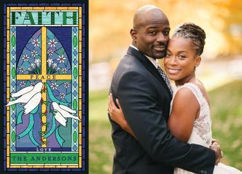 Faith peace love