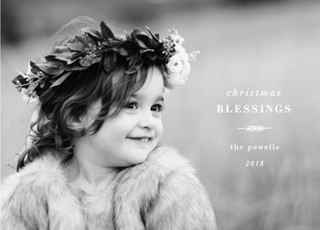xmas blessings