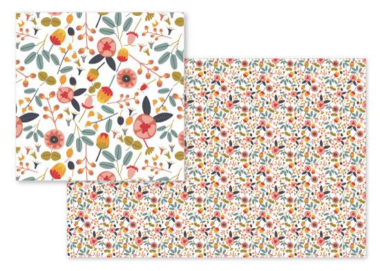 fabric - Tropical Finds by Camilla de Carvalho