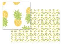 Painted Pineapples by Jordyn Alison Designs