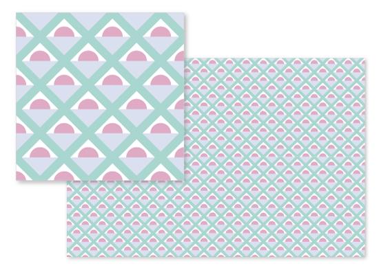 fabric - Mod Retro by Sarah Taylor