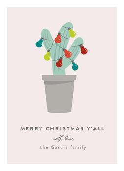 Texas Christmas Tree