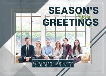 Modern Holiday Greeting