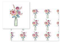 Flower arrangements by Rachel Rogers
