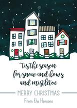 Mistletoe Street by Emily Cellini Henson
