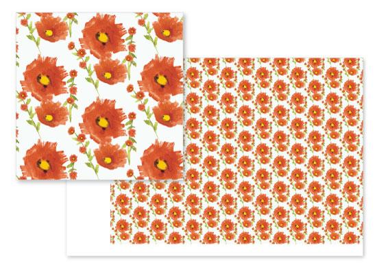 fabric - Summer Glow by Jean Calomeni