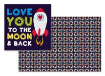 to the moon and back by Sophia Sotelo