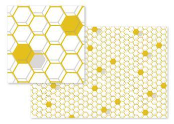 Holey Honeycomb