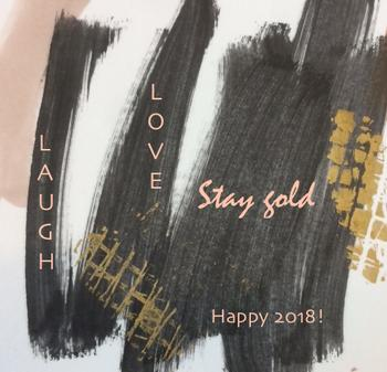 Laugh Love Stay Gold
