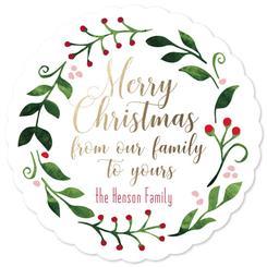Merry Merry Wreath