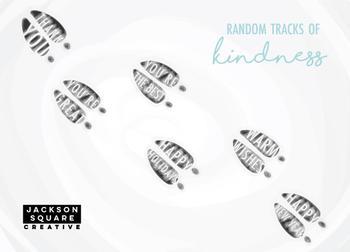 Random Tracks of Kindness