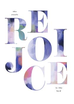 Painterly Rejoice