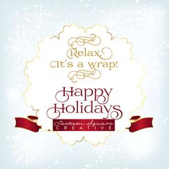 Corporate Holiday Greeting Card