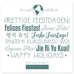 Happy Holidays From Around The World